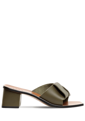 45mm Leather Sandals