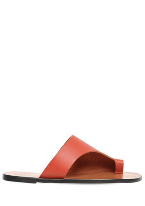 10mm Leather Thong Sandals
