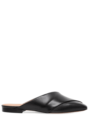10mm Leather Mules
