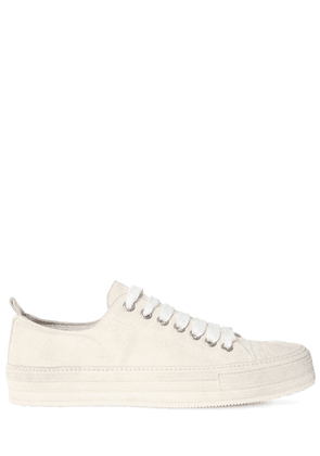 Suede Low Sneakers