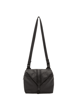 Cote and Ciel Black Coated Canvas Yakima Bag