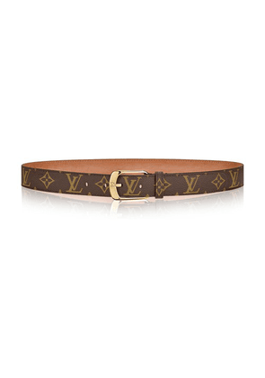 Ellipse Monogram Belt