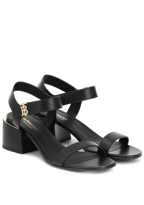 Hollywell leather sandals