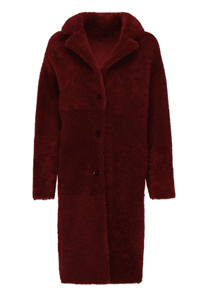 Ruby Fur Coat