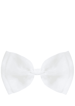 Oversized Organza Effect Hair Bow