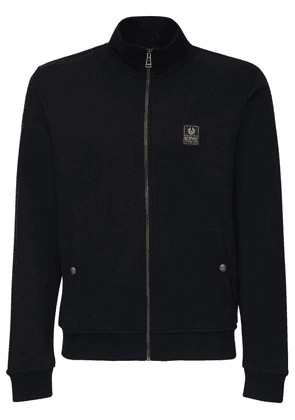 Long Way Up Full Zip Cotton Sweatshirt