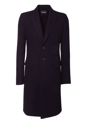 Cotton & Wool Long Coat