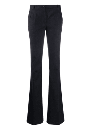 Dolce & Gabbana tailored flare trousers - Grey