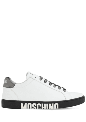 25mm Logo Leather Sneakers