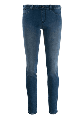 Love Moschino pull-on skinny jeans - BLUEJEANS