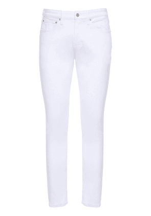 16 Cm Ckj Cotton Denim Skinny Jeans