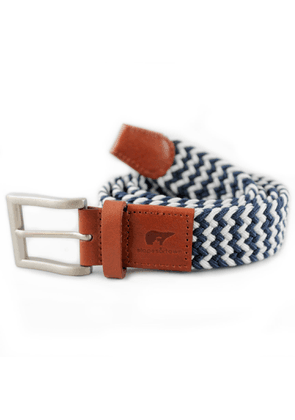 Slopes & Town - Blue & White Belt Peter