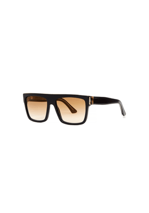 Cutler And Gross 1354 D-frame Sunglasses
