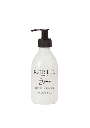 Kaerlig Black Soap 250ml