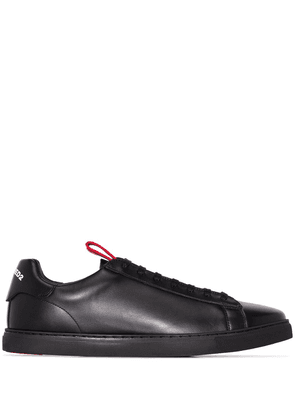 Dsquared2 Tennis leather sneakers - Black