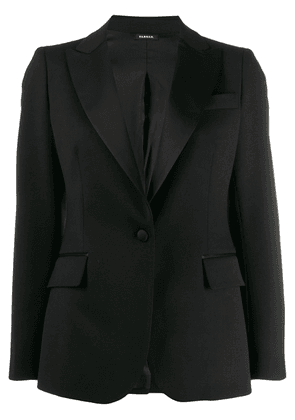 P.A.R.O.S.H. classic single-breasted blazer - Black