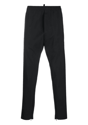 Dsquared2 logo band pull-on trousers - Black