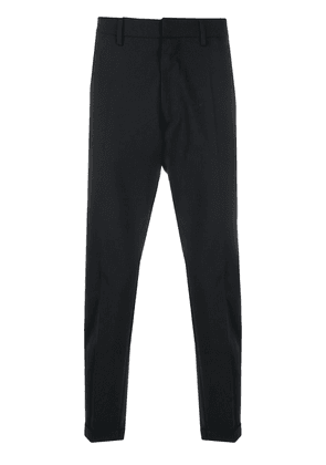 Dsquared2 mid-rise tailored trousers - Blue