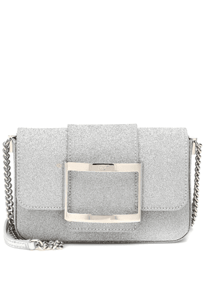 Très Vivier Micro glitter shoulder bag