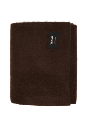Tekla Brown John Pawson Edition Mohair Blanket