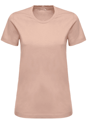 Oversized Cotton Jersey T-shirt