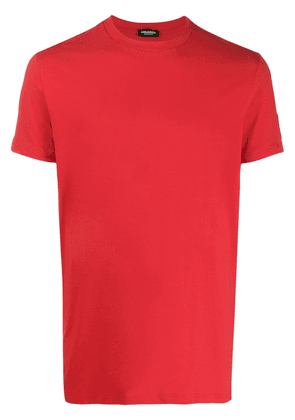 Dsquared2 logo patch crew-neck T-shirt