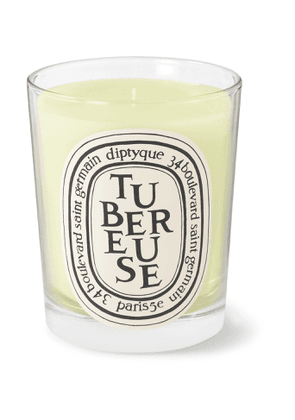 Diptyque - Tubereuse Scented Candle, 190g - Men - Colorless