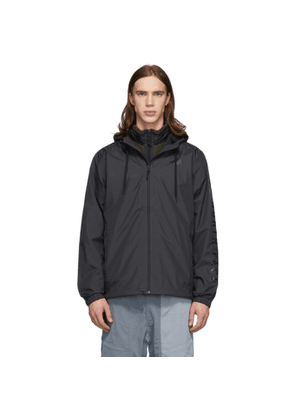 The North Face Black Cultivation Rain Jacket