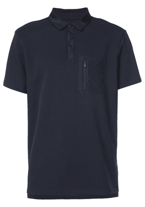Aztech Mountain Maroon Creek polo shirt - Blue
