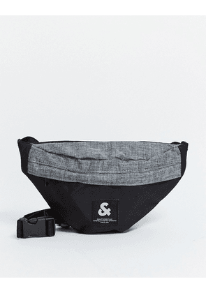 Jack & Jones technical duffel bag-Black