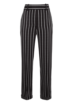 Haider Ackermann Stripe Trousers - Black