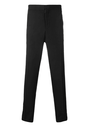 Saint Laurent tuxedo trousers - Black