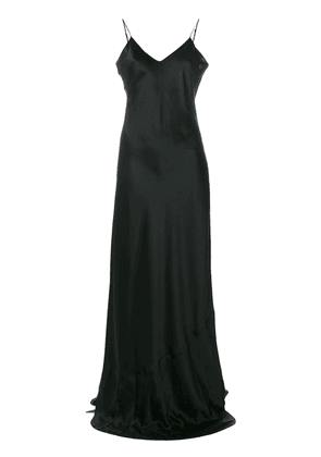 Nili Lotan slip maxi dress - Black