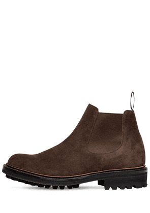 Mccarthy Suede Chelsea Boots