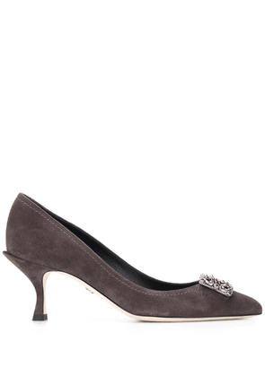 Dolce & Gabbana DG Amore pumps - Grey