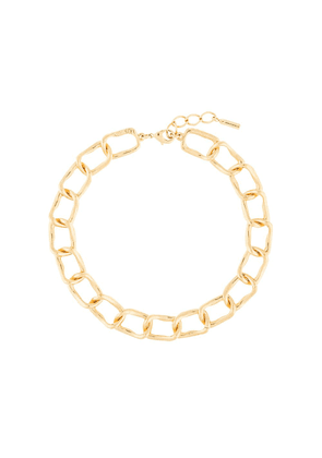 Jennifer Behr curb-chain short necklace - GOLD