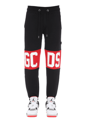 Logo Band Cotton Sweatpants