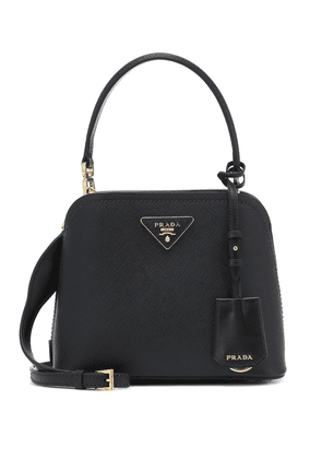 Matinée Micro leather tote