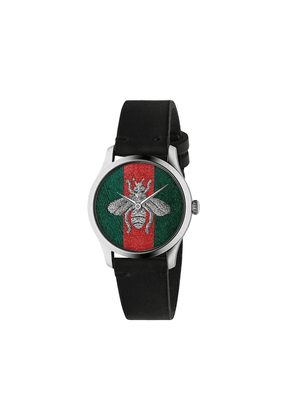 Gucci G-Timeless 38mm watch - Black