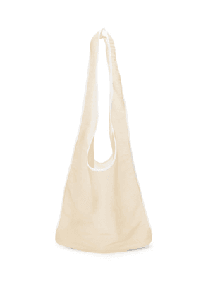 The Row small bindle mesh bag - NEUTRALS
