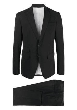 Dsquared2 single-breasted suit - Black