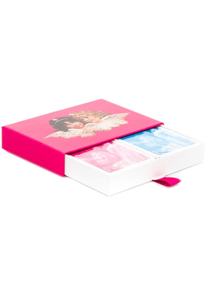 Fiorucci playing cards - PINK
