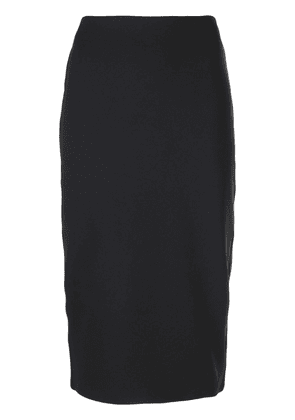 The Row high waisted pencil skirt - Black