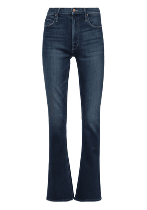 The Runaway High Rise Flared Jeans