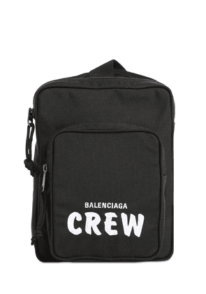 Logo Embroidery Eco Nylon Camera Bag