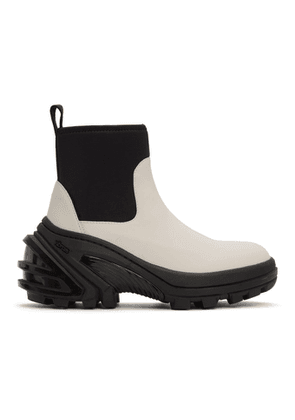 1017 ALYX 9SM Off-White Rubber Boots