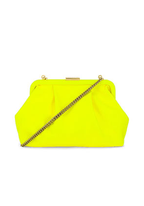 Clare V. Sissy Bag in Yellow.