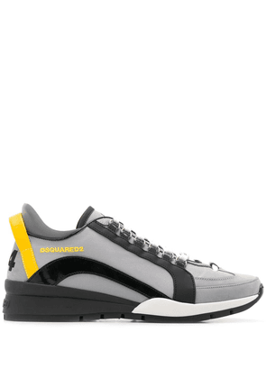 Dsquared2 551 logo low-top sneakers - Grey