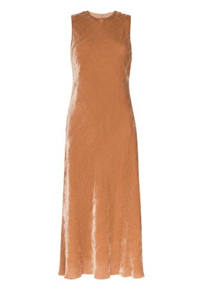 Sies Marjan sleeveless midi dress - PINK