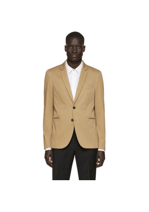 PS by Paul Smith Tan Buggy Blazer